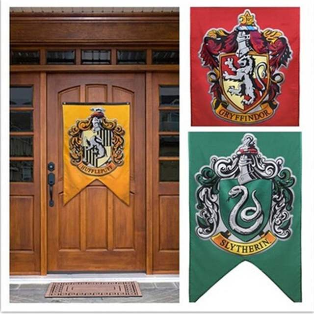 Online Shop 75 125cm Harry Potter Hollywood Party Supplies Flag