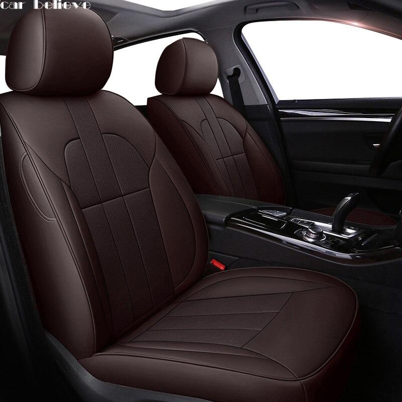 Auto Glauben auto sitz abdeckung Für mercedes w204 w211 w210 w124 w212 w202 w245 w163 zubehör abdeckungen für fahrzeug sitz