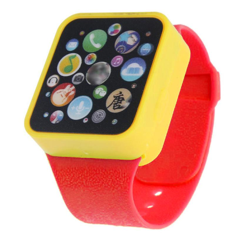 Child Kids Toy Educational Smart Wrist Watch Learning Touching Screen Games 100% brand new and high quality Education Toy
