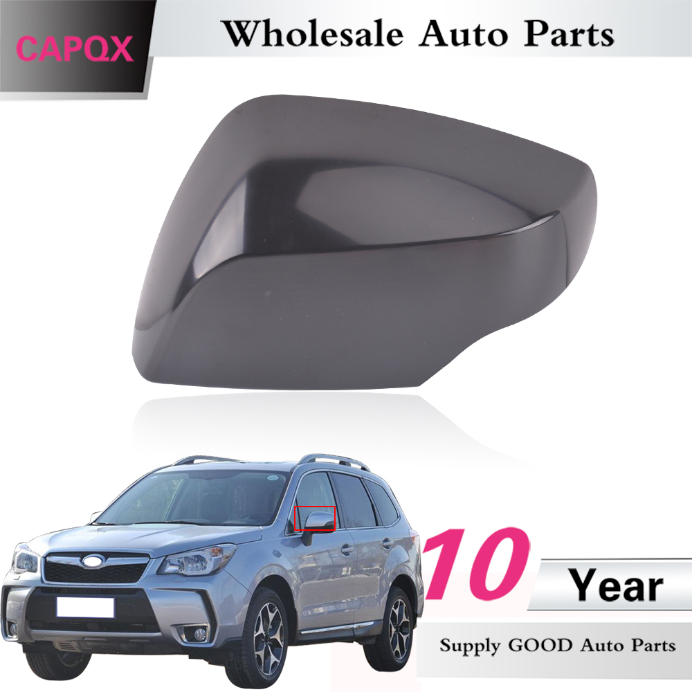 Capqx Outside Rearview Mirror Cover For Subaru Forester