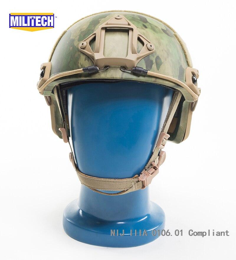 Iso Zertifiziert Dewbest Schwarz Occ Zifferblatt Nij Level Iiia 3a Schnelle High Cut Kugelsichere Ballistischen Helm Mit 5 Jahre Garantie Schutzhelm Sicherheit & Schutz