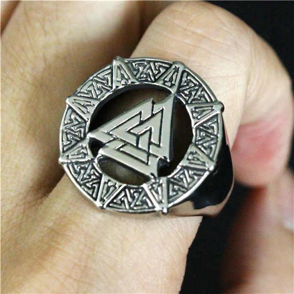 2017เย็นสีเงินเมจิกอาร์เรย์แหวนสแตนเลส316Lบุรุษสตรีแฟชั่นเหล็กผู้ชายรอบแหวนสไตล์ที่เรียบง่าย