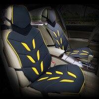Automotive Car Seat Cover Soft PVC Microfiber Leather Cushion Auto Accessories Universal Fashion for Porsche BMW dropshipping