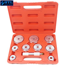 professional Universal 10PCS Bearing Installer & Remover Bearing And Seal Drive Set