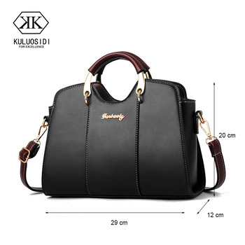Vintage Messenger Handbag  1