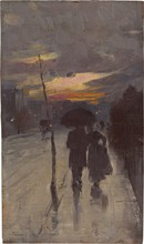 Unframed Canvas Prints - Going Home - Tom Roberts