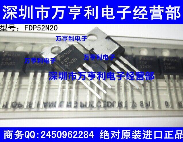 Цена FDP52N20