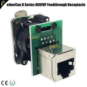 Image 4 - ネットワークコネクタ etherCON D シリーズパネルマウント RJ45 貫通レセプタクルプロオーディオビデオ & 照明ネットワークアプリケーション