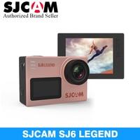 100 Original SJCAM SJ6 LEGEND 4K 24fps 2 0 Touch Screen Remote Ultra HD Notavek 96660