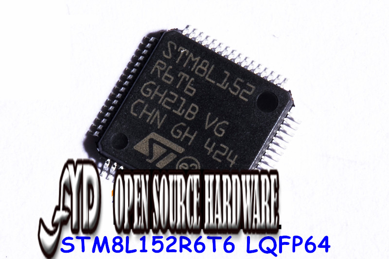 Цена STM8L152R6T6