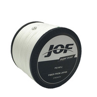 1000M Brand Super Strong Japan Multifilament PE Braided Fishing Line 4 Strands Super Strong 8 10