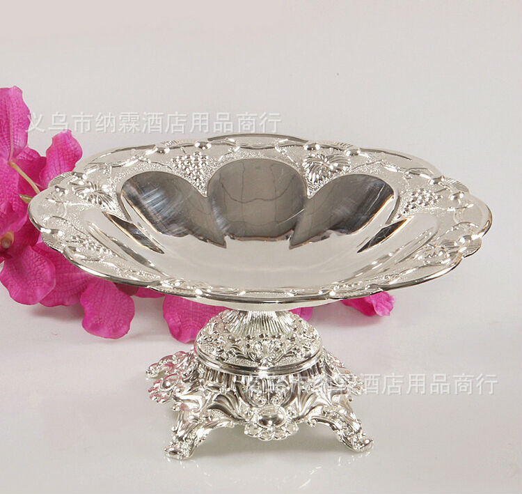 catalog stands products plates metal bowl chain and decor decorative large home handmade link