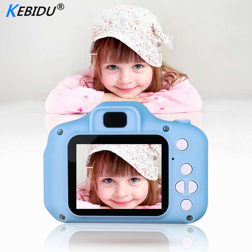 HTB1Cj04d8Cw3KVjSZFlq6AJkFXat Kebidu new Mini HD Cartoon Kids Camera Taking Pictures Language game Digital Photo Camera HD gifts for boys and girls