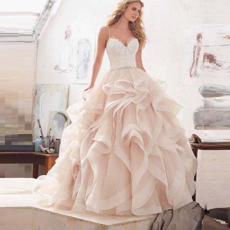 magnifique robe de bal princesse robe de mariage 2017. Black Bedroom Furniture Sets. Home Design Ideas