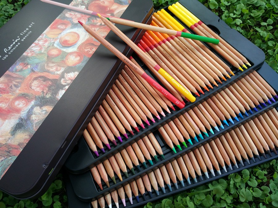 Marco 3100 72&100 Colored Pencils-6