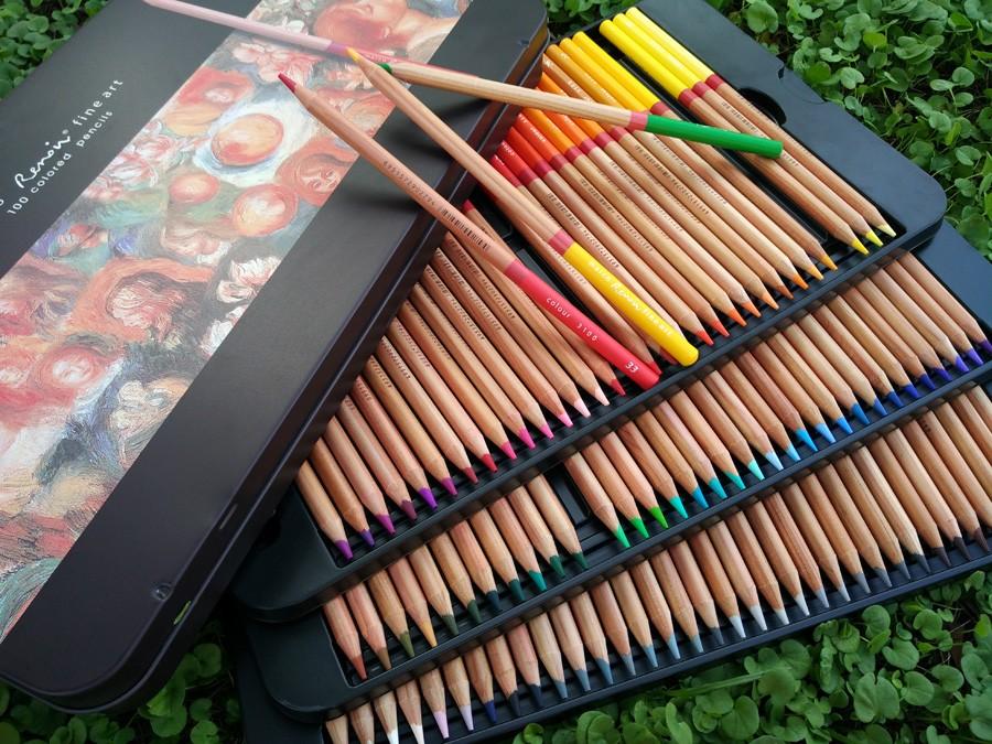 Marco 3100 72&100 Colored Pencils-6