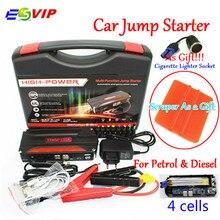 Mini Portable Car Jump Starter Emergency Start 12V Petrol/Diesel Engine Multi-Function 4 USB power bank Battery Charger