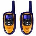 2 pcs mini kids walkie talkie retevis rt31 22ch 0.5 w uhf 462.5625-476.7125 transceptor de rádio frs/gmrs display lcd vox a9112l