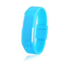 2017 Fashion Watches Women WristWatches Men Sport Silicone Jewelry Bracelet Watch Personality Casual Reloj Mujer