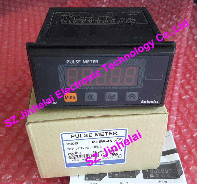 цена MP5W-4N New and original AUTONICS PULSE METER 100-240VAC
