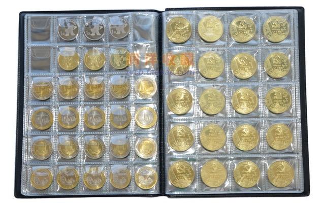 Альбом coins монета 10 zlotych 1986 года цена
