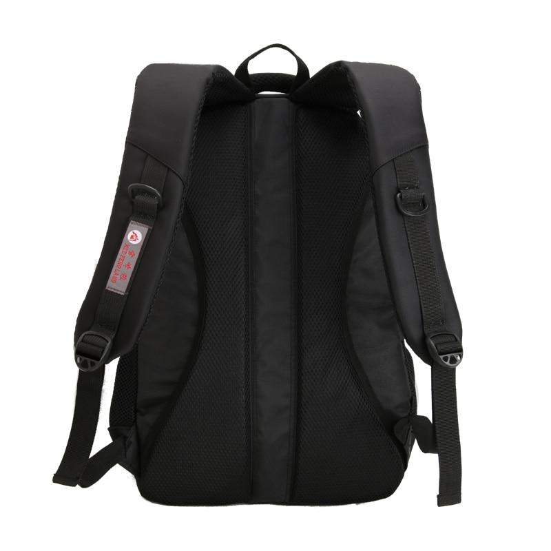 Chuwanglin Men's Backpack Men Knapsack Laptop Backpack The Package Bag Waterproof Business Backpack School Bags Zdd851 #5