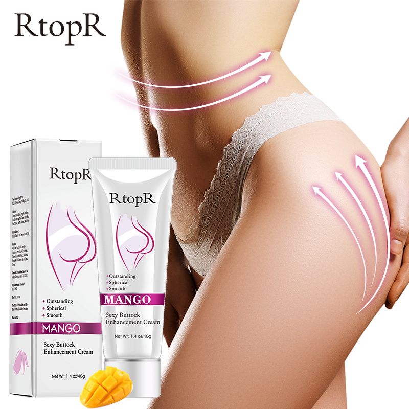 RtopR Mango Firming Buttock Sexy Buttock Enhancement Cream Buttock Serum Improves Back And Leg Pain Eliminate Printing TSLM2
