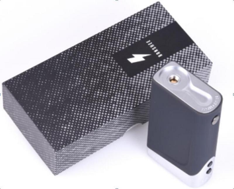 Ciggo 150w mod New big power Original Electronic Cigarettes Box Mod Hidden specail LED screen vape fit dual 18650 battery