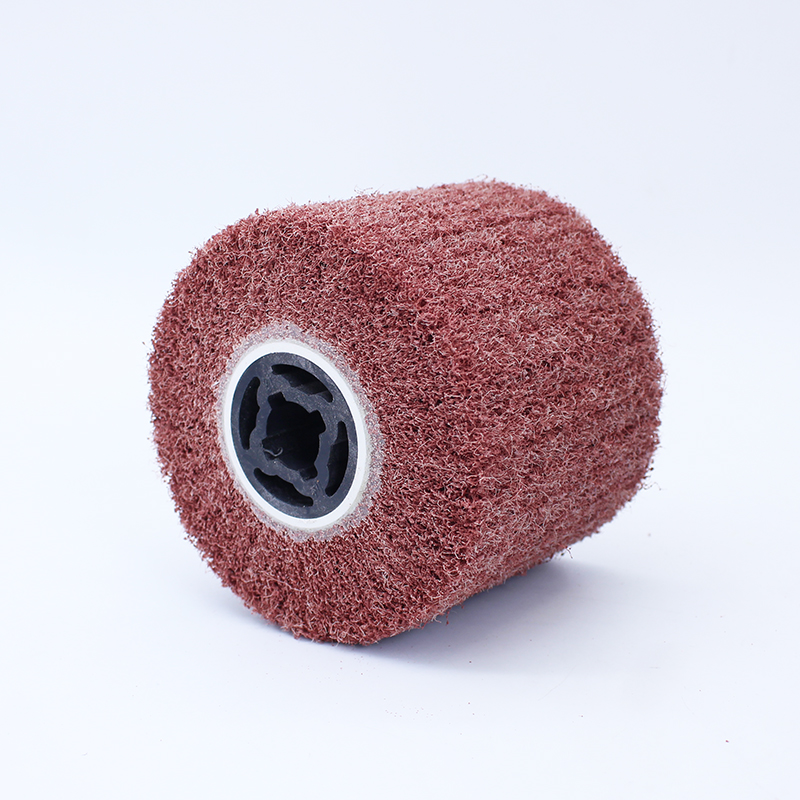 Levigatrice pneumatica per smerigliatrice di metallo spazzolata ad - Utensili elettrici - Fotografia 4
