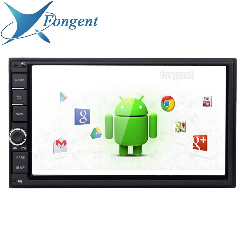 Android Universal Car 2 Din Radio 7 Ips Android 9 0 Unit Stereo Multimedia Navigation For