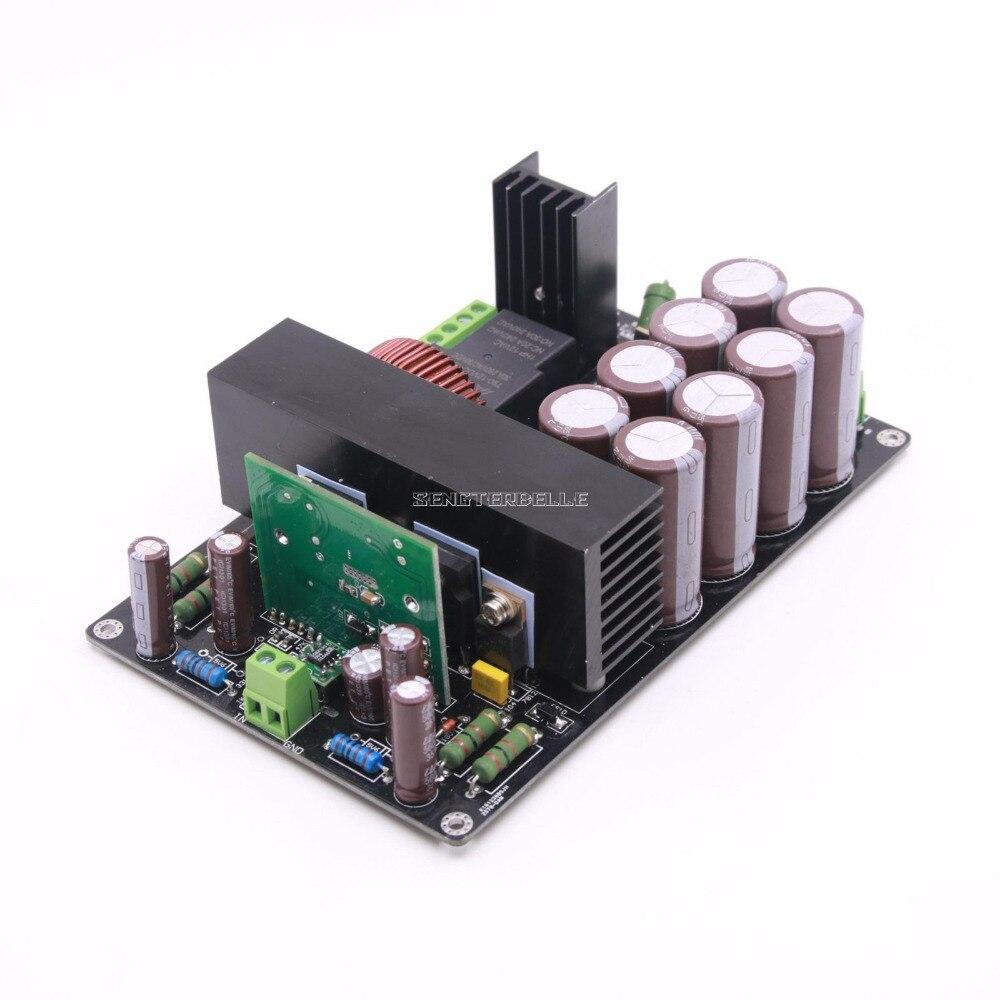 IRS2092S HiFi Class D Amplifier Board 1000W Mono High Power Amplifier Board New in Amplifier from Consumer Electronics