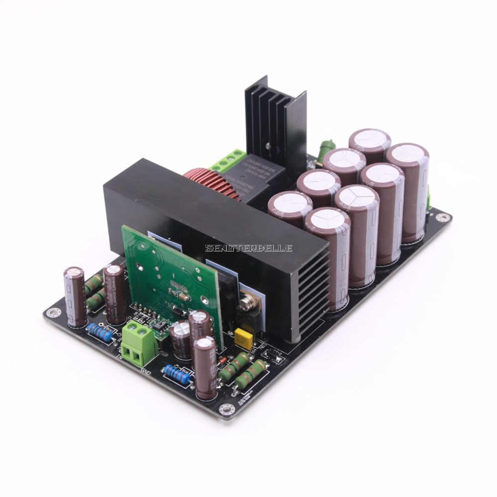 IRS2092S HiFi усилитель класса D доска 1000 Вт Mono Высокое Мощность усилитель доска новая