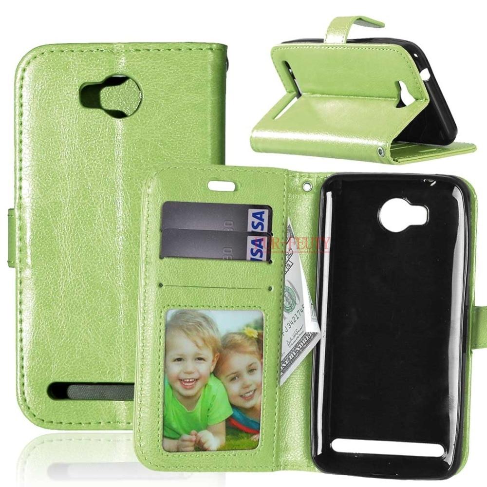 Leather Case For Huawei Y3ii / Y3 ii 2 LUA L21 U22 A22 Flip Silicon Cover  For Huawei Y3ii Case Y3 2 / Y3II-U22/ LUA-U22/ Lua-L21