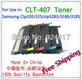 Совместимый Тонер Samsung 320 Принтер Для Samsung Clp 320 325 Clx-3285 Заправка картриджей, Для Samsung Clt-407 Clt407 Картридж