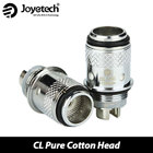 50pcs Original Joyetech eGo One CL Pure Cotton Coil 0.5ohm/1.0ohm Head Resistance CL 0.5ohm CL 1ohm Coil for eGo One Atomizers
