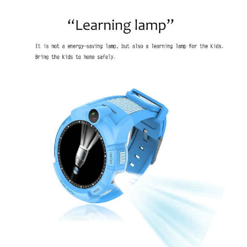 Image 4 - Q360 Kids Smart Watch with Camera GPS WIFI Location Child smartwatch SOS Anti Lost Monitor Tracker baby WristWatch-in Smart Watches from Consumer Electronics