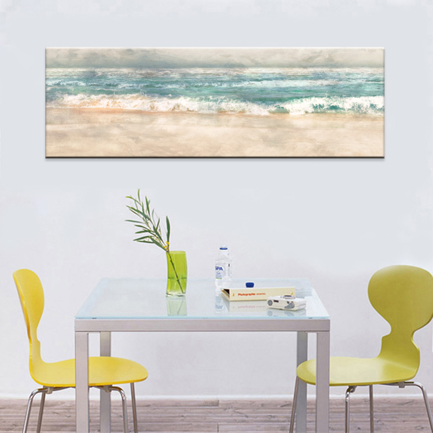 HTB1Cj4DqDlYBeNjSszcq6zwhFXaZ Posters and Prints Wall Art Canvas Painting, Modern Abstract Golden Yellow Posters Wall Art Pictures For Living Room Home Decor