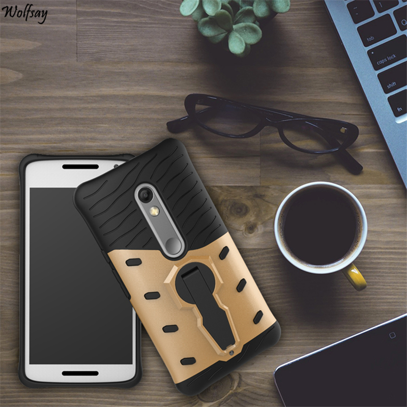 official photos 14d2a b9198 US $4.09 |Wolfsay For Phone Cover Motorola Moto X Play Case 360 Degree  Rotation Cover For Motorola Moto X Play Case For Moto X Play Case-in Flip  Cases ...