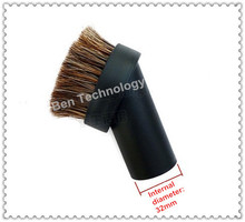 Free Shipping to Europe 32mm Hair Brush for Vacuum Cleaner Electrolux Round Nozzle Wholesale