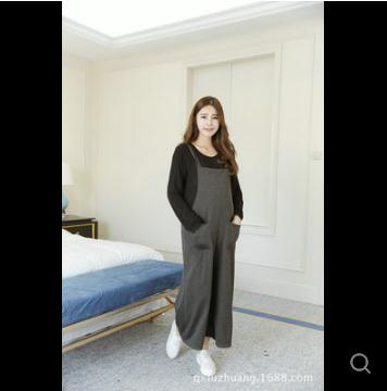 Maternity Pants 2019 Spring Autumn Maternity Large Size Loose Summer Pregnancy Clothes Overalls For Pregnant Women SD16010