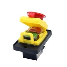 Контроль Kjd12 Мотор Под Напряжением Тока И Защиты От Перегрузки Функция Аварийной Остановки Водонепроницаемый Электромагнитный Переключатель