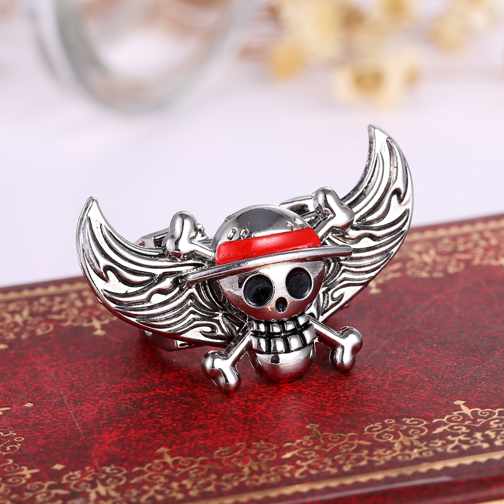 J Store ONE PIECE Series Angel Wings Rings for Women Anime ...