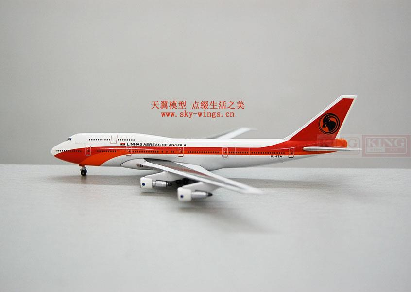 Inflight Angola Airlines B747-300 1:500 D2-TEA Angola commercial jetliners plane model hobby sale phoenix 11221 china southern airlines skyteam china b777 300er no 1 400 commercial jetliners plane model hobby