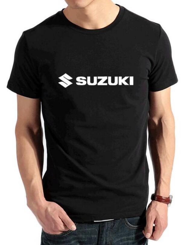 2016 wholesale summer men suzuki motorsport team logo t for Bulk t shirts with logo