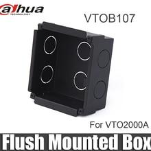 Dahua VTOB107 флеш-бокс металлический кронштейн для VTO2000A