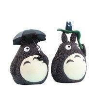 Twórczy Totoro Winylu Skarbonki Skarbonka Dla Dzieci Zabawki Dla Dzieci prezent Craft Studio Ghibli Hayao Miyazaki Anime Lalki Box Duże Cofre
