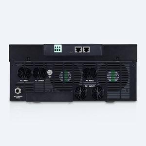 Image 4 - Bluetooth 5000w Parallel Inverter 220V 48v solar Inverter 80A MPPT solar ladegerät Off Grid Reine Sinus Welle 80A Batterie Ladegerät