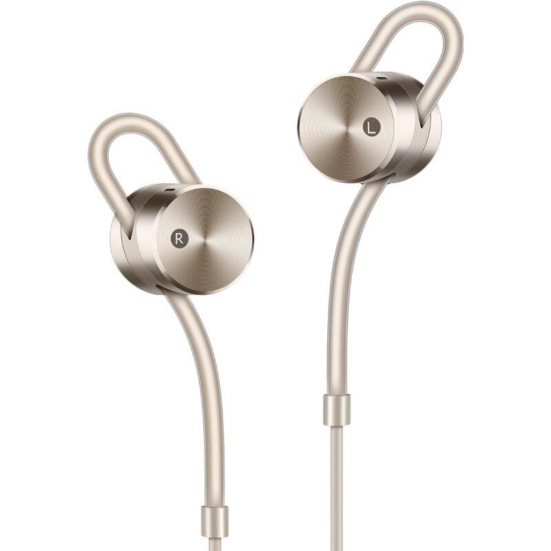 все цены на Original HUAWEI AM185 AM180 Earphone Circle Iron Multi-unit Re-Chargerable Earphones For HUAWEI P10 Plus Mate 9 Pro Phones онлайн
