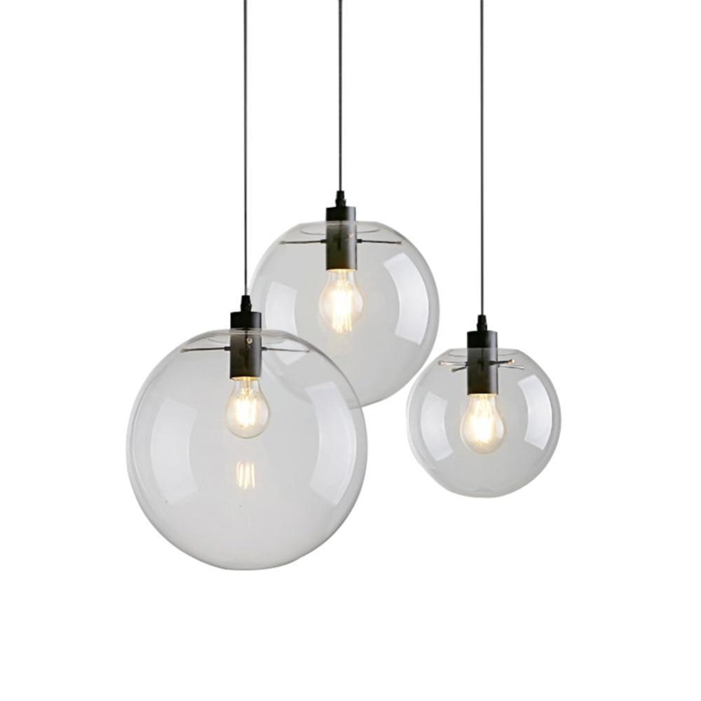 Bubble Pendant Light Glass Pendant Lighting Creative Decoration Fixtures for Bedroom Study Dinner Room Bar Modern Pendant lightPendant Lights   -