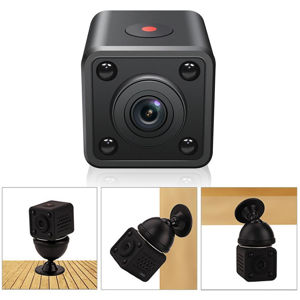 WiFi Mini Camera 1080P Full HD Wireless Camcorder Night Vision Motion Sensor DV DVR Video Audio Recorder Micro Cam SD card Slot in Surveillance Cameras from Security Protection